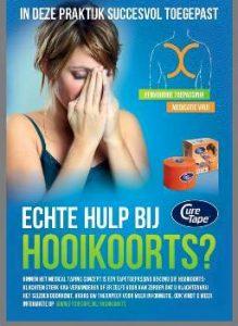hooikoorts poster